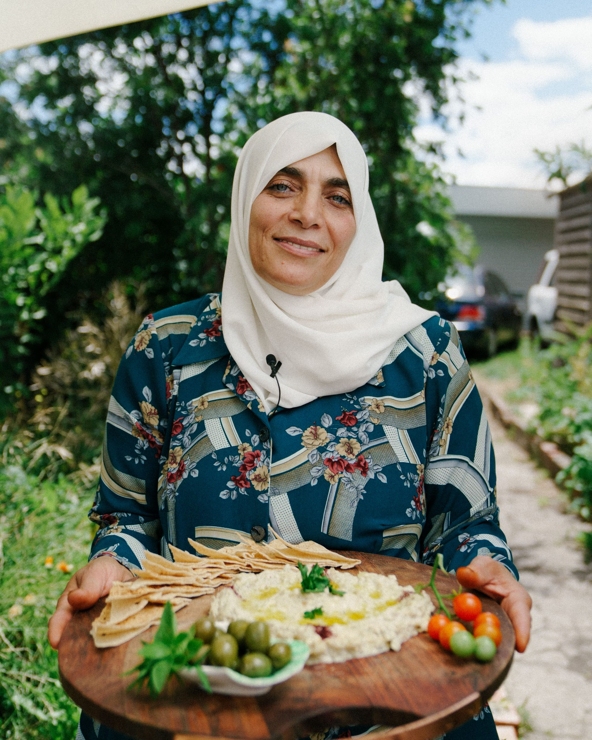Baba Ganoush and Feast for Freedom