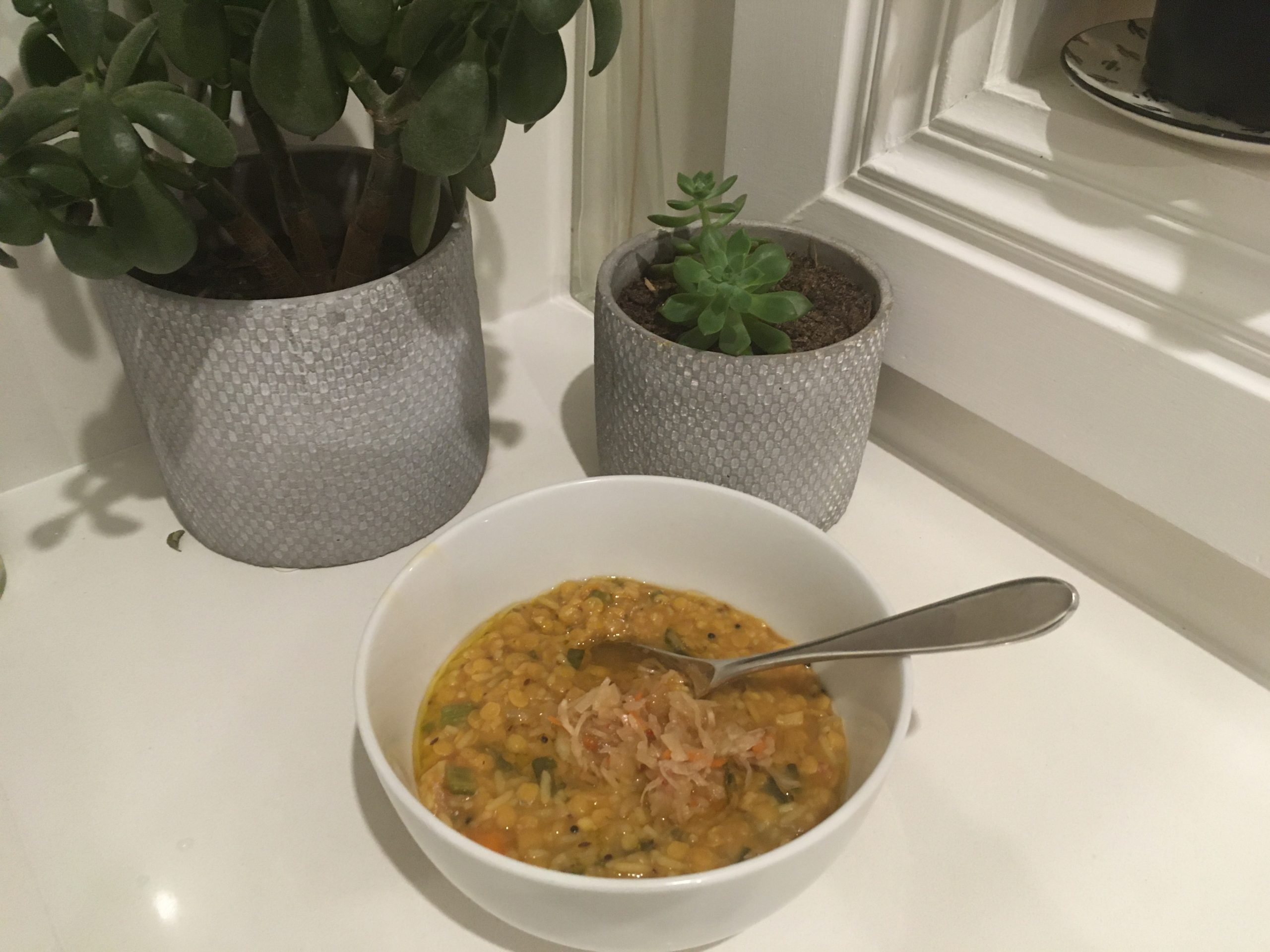 Kitcheree – the perfect food for Autumn