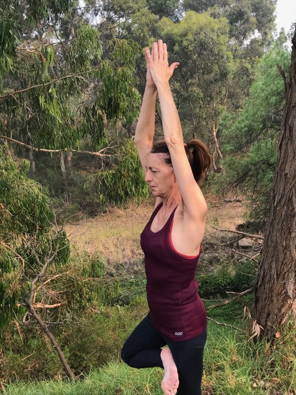 Warm up with Winter Solstice Yoga