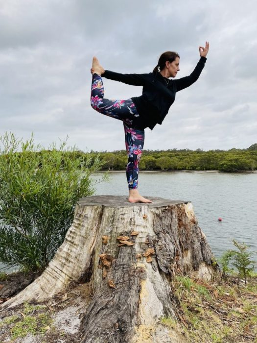 How the IYTA's Yoga teaching course helped Shannon launch a new business